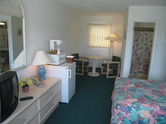 Apollo Resort Motel: Motel Room Type A