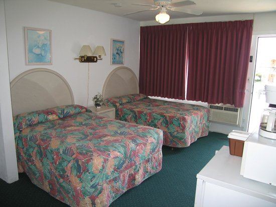 Apollo Resort Motel: 1 Room Eff.