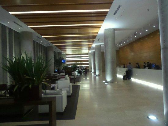 Hotel Atton San Isidro: Hall Entrada