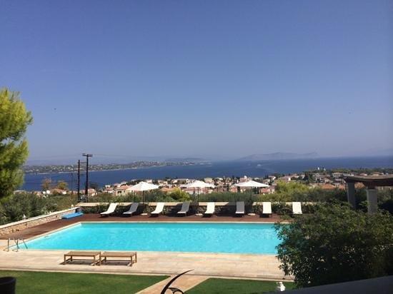 Xenon Estate: The pool