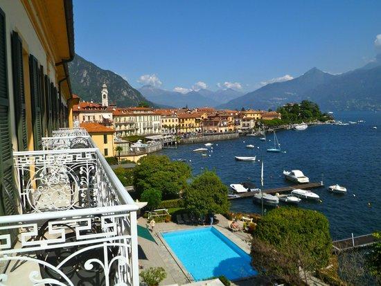 Grand Hotel Menaggio: View from Balcony