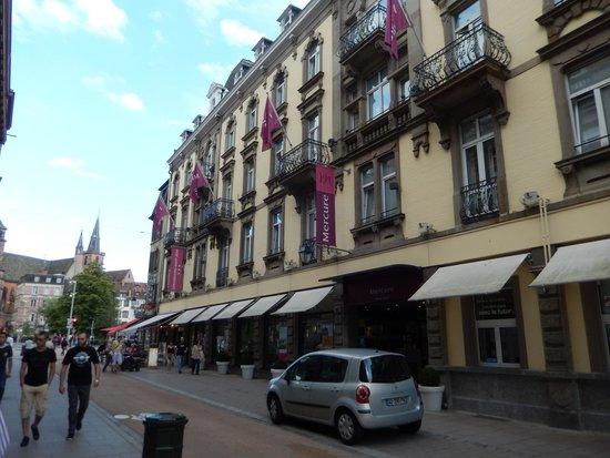 Hotel Mercure Strasbourg
