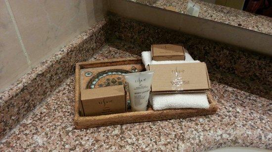 Moevenpick Resort Petra: Set de baño