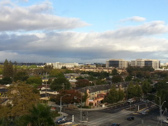 Holiday Inn San Jose - Silicon Valley: View from 9th floor