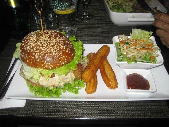 Melting Pot: Burger !!