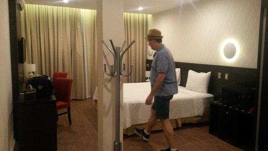 Arosa Rede Rio Hotel: quarto top