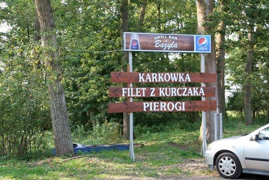 Biesiekierz, Polen: Grill Bar 1