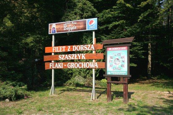 Biesiekierz, Polen: Grill Bar 5