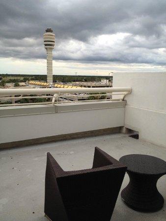 Hyatt Regency Orlando International Airport: Room View