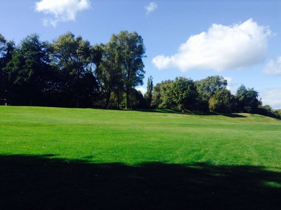 Oldbury, UK: Brandhall golf course