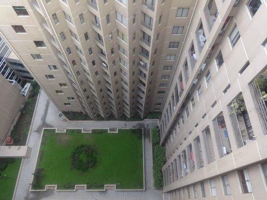 Amistar Apartments : Prédio que fica o Apart Amistar