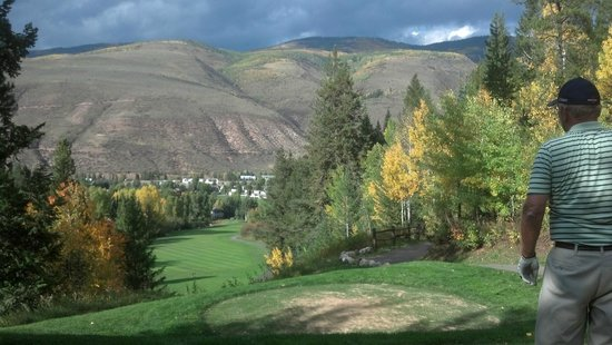 Eagle Vail Golf Club