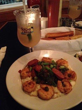 Sugar Creek Seafood Restaurant Best Shrimp Grits