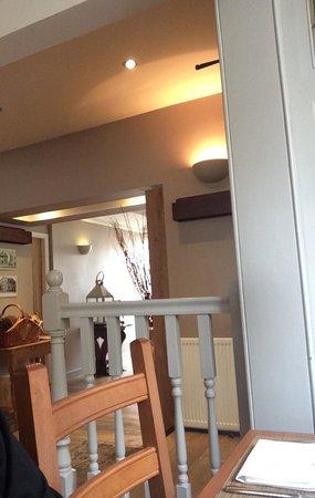 All Seasons Restaurant & Inn: Front doorway