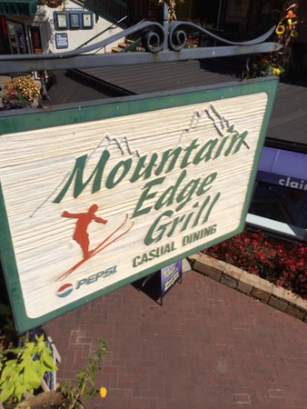 Mountain Edge Grill