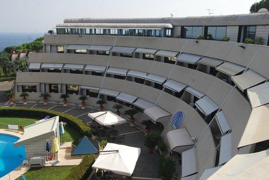 President Park Hotel: Balcony rooms