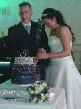 The Fenwick Hotel: Mr & Mrs Webster