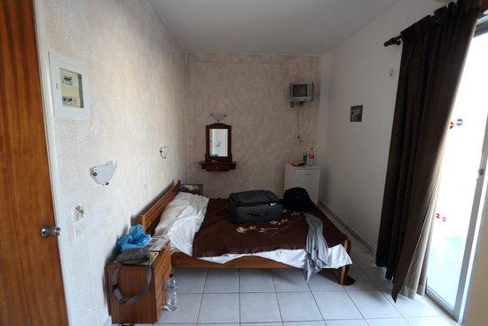 Kokalakis Beach Hotel: Camera Matrimoniale