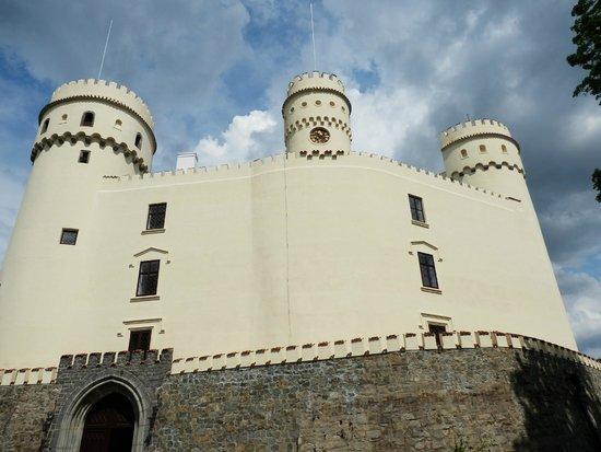 Orlik nad Vltavou, สาธารณรัฐเช็ก: Castle