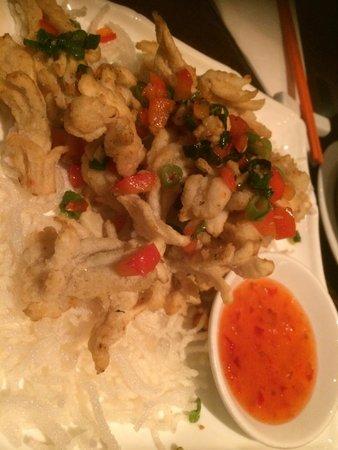 Sen Viet: Fried Squid