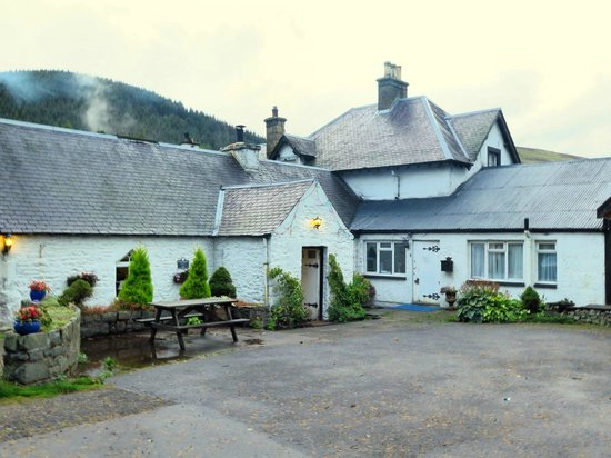 Tibbie Shiels Camping: The Inn