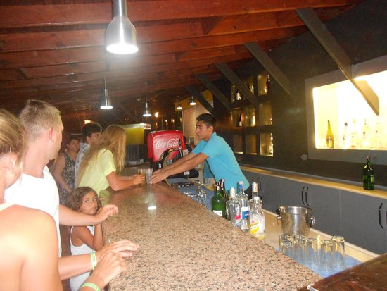 Pigale Family Club: bar night