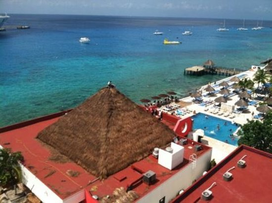 El Cid La Ceiba Beach Hotel: room 1410