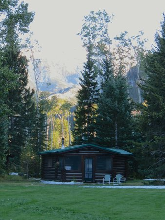7D Ranch: Our cabin