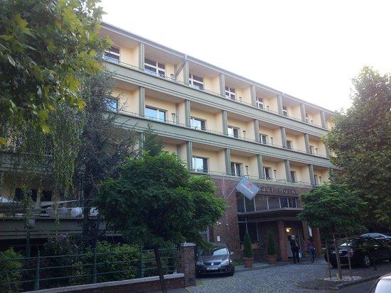 Mamaison Hotel Andrassy Budapest: façade de l hotel