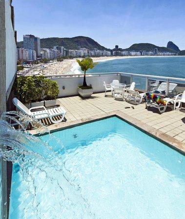 Orla Copacabana Hotel: Piscina / Pool