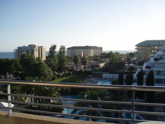 Aqua Hotel Onabrava & Spa : view from room 436
