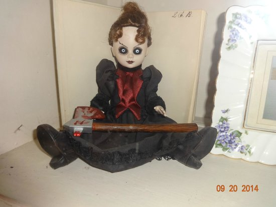 Lizzie Borden Bed And Breakfast Reviews