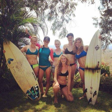 Kamafari Surfcamp: Kamafari-Girls