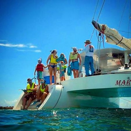 Catamaran Mariah of Palm Beach照片