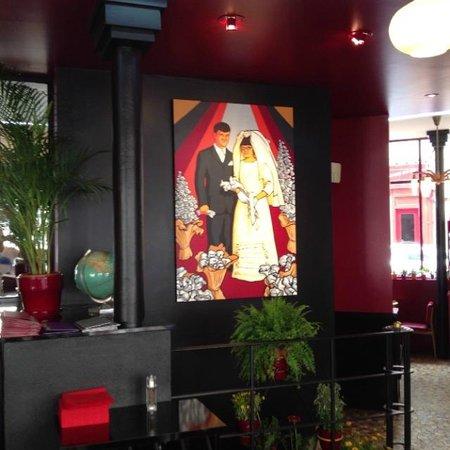 Odette et aime paris op ra bourse restaurant for Odette s restaurant month