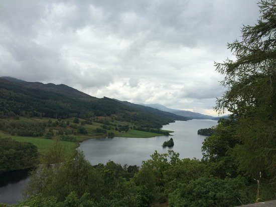 Heart of Scotland Tours: Queens view