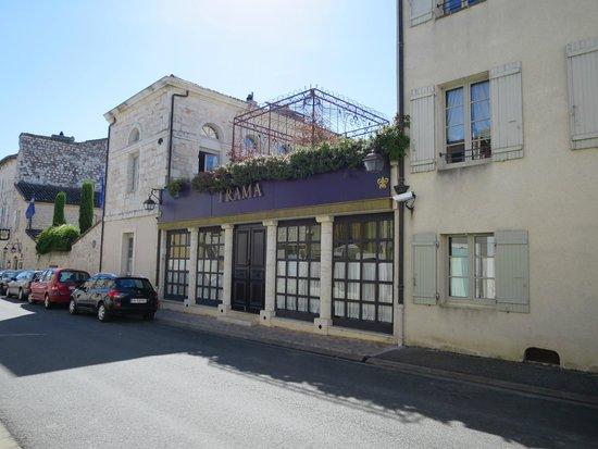 Relais & Châteaux Michel Trama : ront of hotel