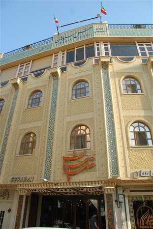 Sepahan Hotel: L'albergo