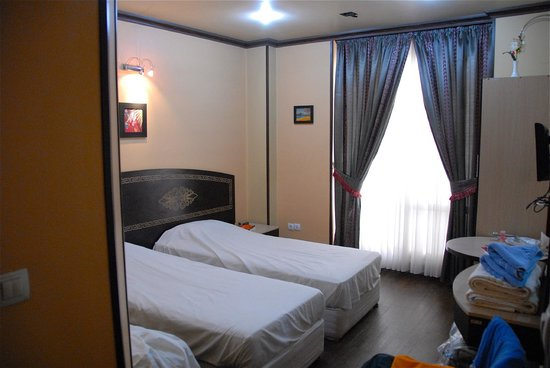 Sepahan Hotel: La nostra camera