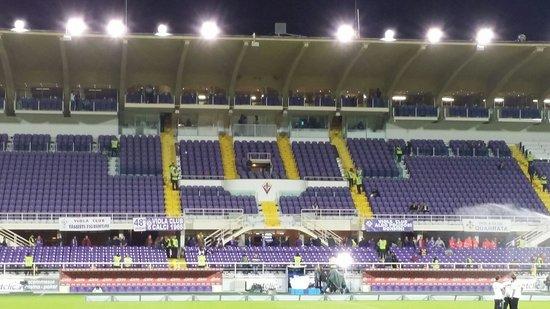 ... centrale - Foto di Stadio Artemio Franchi, Firenze - TripAdvisor
