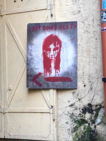 Lost Souls Alley: Lost souls