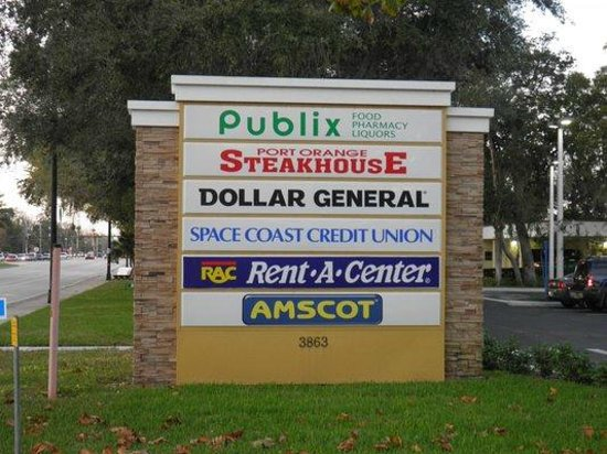 Dunlawton square shopping center picture of dunlawton square shopping center port orange - Things to do in port orange fl ...