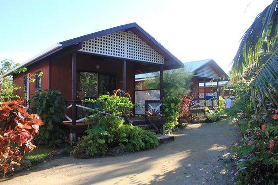 Aitutaki Village: Bungalow