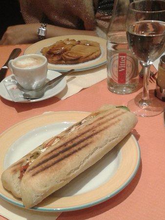 Aux Delices De Manon: food and drink