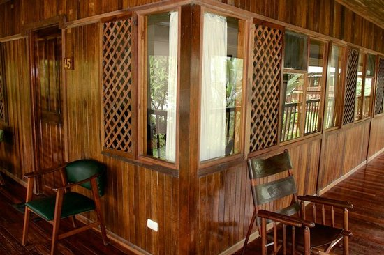 Selva Verde Lodge: Access to room 45