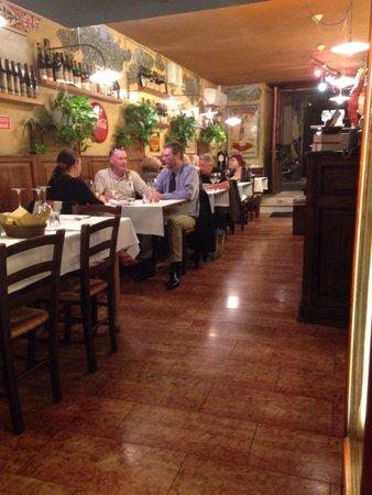 La Taverna di Via Stella: Entry
