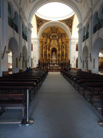 La Virgen del Rocío: La ermita