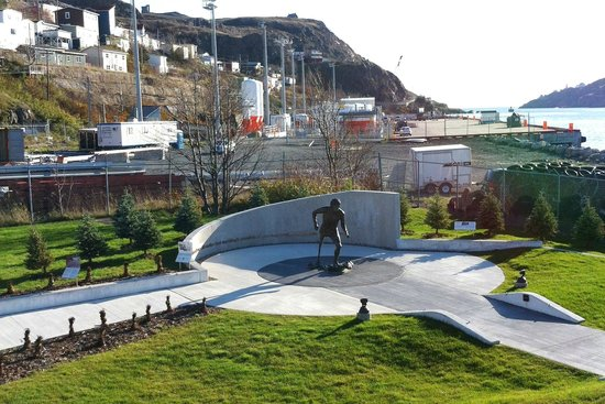 Terry Fox Monument