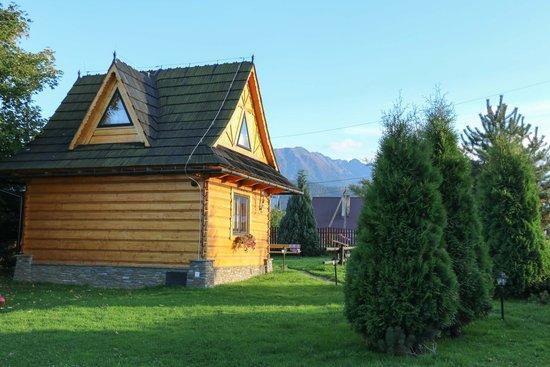 Villa Karpatia: Cabin
