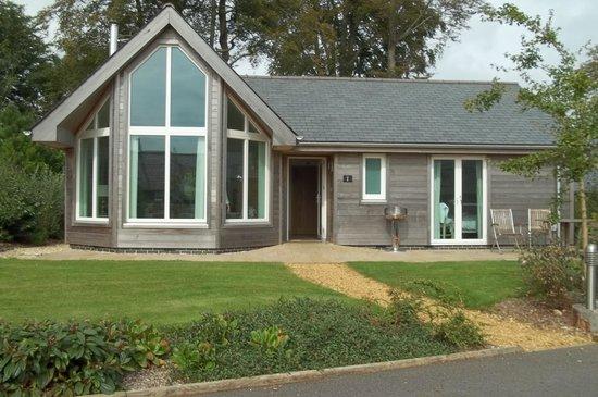 Swandown Lodges: Swandown lodge no. 1